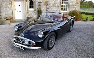 Daimler SP250 proves The Met used to be cool