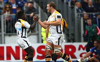 Leinster hammered by clinical Wasps, Biggar inspires Ospreys win