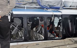 British holidaymakers among injured in Bali ferry explosion