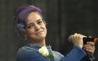 Lily Allen tells of PTSD anguish after stillbirth