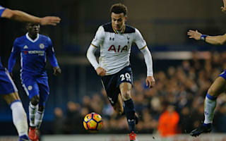 Alli named Premier League player of the month