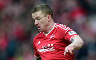 Partick Thistle 1 Aberdeen 2: Dons close the gap with smash and grab win