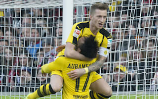 Freiburg 0 Borussia Dortmund 3: Aubameyang back in the goals with a brace