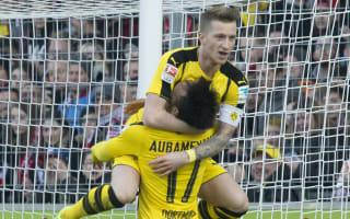 Freiburg 0 Borussia Dortmund 3: Aubameyang back in the goals with a brace
