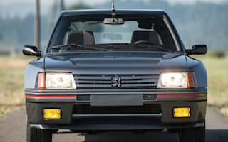 Stunning Peugeot 205 T16 set to go under the hammer