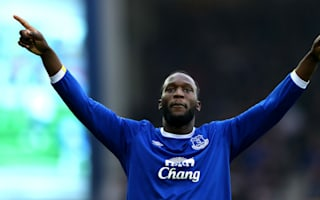 Praise for Lukaku but Chelsea boss Conte happy with Costa