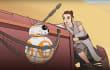 'Forces of Destiny' te cuenta historias nuevas de Star Wars en YouTube