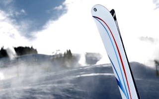 BMW teams up with K2, creates M Division... skis?