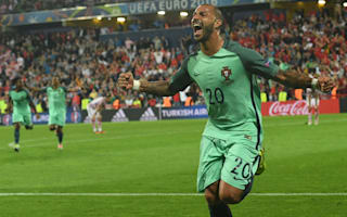 Croatia 0 Portugal 1 (aet): Quaresma earns quarter-final berth