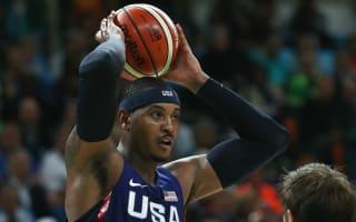 Rio 2016: Anthony carries USA past Australia
