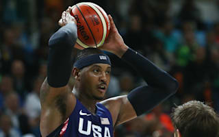 Rio 2016: Anthony carries USA past Australia