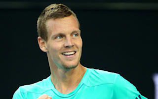 Berydch sees off spirited Zverev, Gasquet eases into quarters