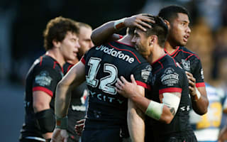 Hoffman snatches late victory for Warriors, Dugan injured in Dragons win