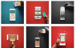 Arte gráfico con iPhone o cómo @moography triunfa en Instagram