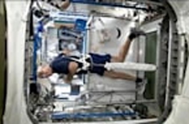 Side Effects of Space Travel Include Atrophy, Back Pain