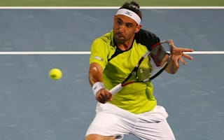 Lopez, Sock and Baghdatis win through to Houston quarters
