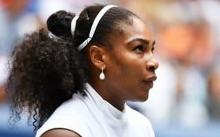 Federer hails Serena longevity