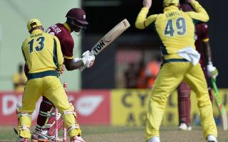 Holder laments 'horrible' batting