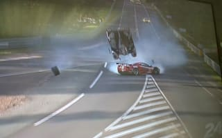 Le Mans: Anthony Davidson in huge crash