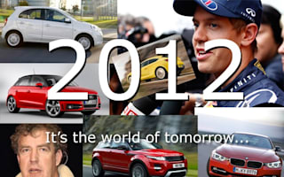 Autoblog's motoring predictions for 2012