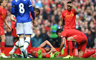 Can has a full body bruise, reveals Klopp