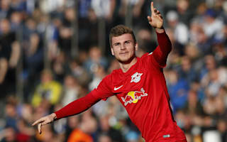 Hertha Berlin 1 RB Leipzig 4: Werner and Selke secure Champions League place
