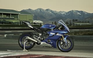Yamaha reveals all-new R6