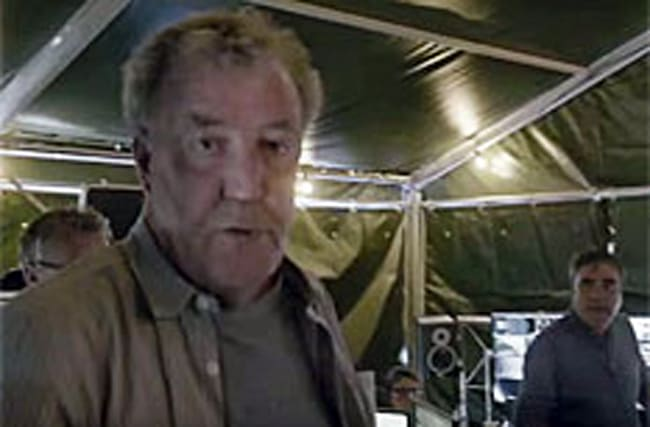 Behind the scenes at The Grand Tour with Jeremy Clarkson