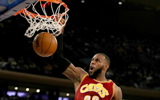 LeBron 'very humbled' after moving up scoring NBA list