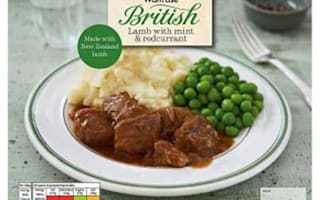 Waitrose under fire for 'British' meals made with New Zealand lamb