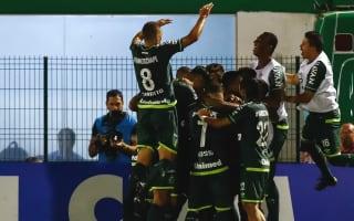 Chapecoense win first title since tragic plane crash