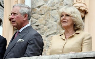 Charles and Camilla take off for Spain