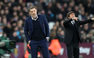 Chelsea won't be casual - West Ham boss Bilic hails Conte's title chasers