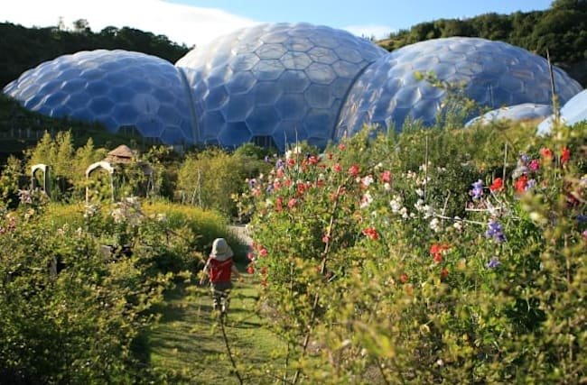 Win a family break at the Eden Project!