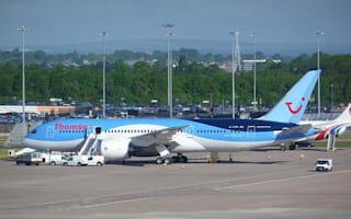 Manchester-bound holiday plane 'plummets 500ft a minute' after engine failure