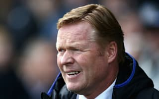 Anything is possible - Koeman buoyed by Everton's record-breaking home form