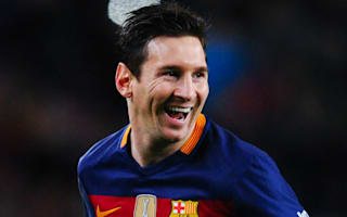 Messi defines Barcelona era, not Guardiola or Luis Enrique - Valdano