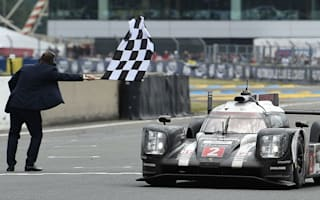 Porsche win Le Mans 24 Hours after dramatic late twist