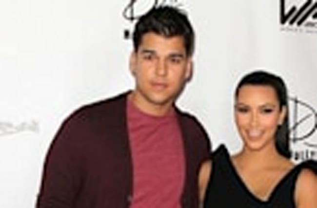 Rob Kardashian's Childhood Crush Was Kim Kardashian... What?!