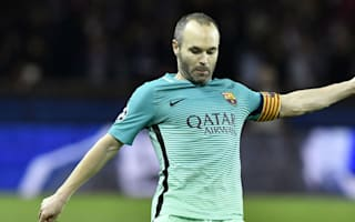 Iniesta hoping for Luis Enrique stay at Barcelona