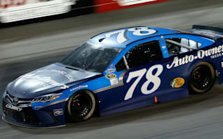 Truex Jr. wins race marred by scary wreck