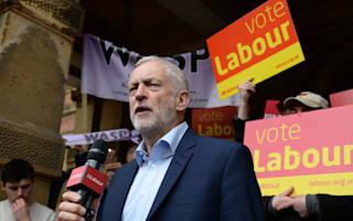Jeremy Corbyn vows to stay on as Labour leader regardless of election result
