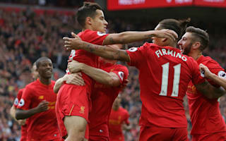 Liverpool 5 Hull City 1: Coutinho stunner caps easy win