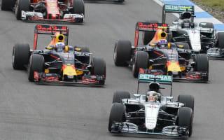 Hamilton explains improved starts after German GP success