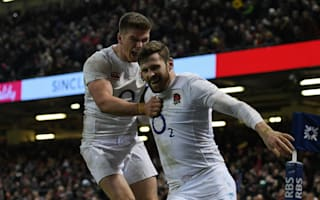 Hartley, Jones hail England character after Cardiff comeback