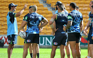 Blues not feeling pressure ahead of must-win Origin II