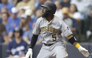 Pirates' Harrison to miss rest of season