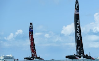 Burling's New Zealand claim early advantage in America's Cup