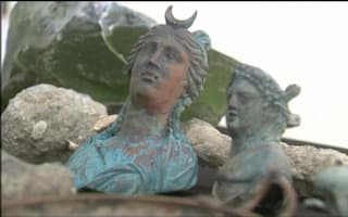Remnants of Ancient Rome found off the coast of Israel