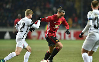 Zorya 0 Manchester United 2: Mkhitaryan magic sends Mourinho's men through